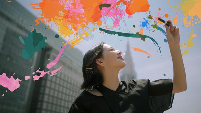希望を発信する化粧品ブランド「KANEBO」新ブランドCM「希望よ、動き出せ。」7月18日より放映開始
