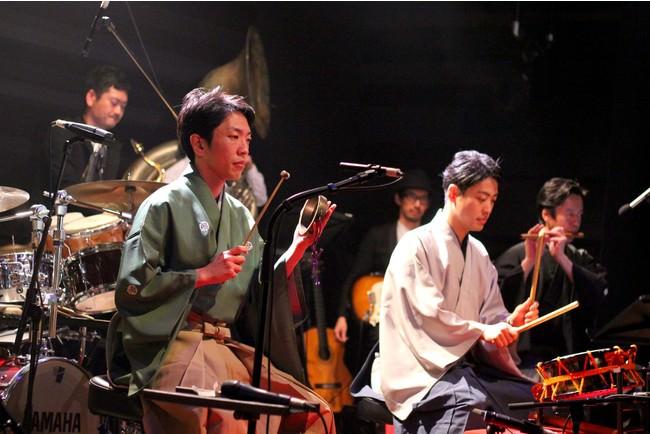 【お囃子LIVE開催決定!】歌舞伎のお囃子とサックスやギターがコラボ!?和楽器と様々な楽器が創り出す新感覚の100分間!《お囃子プロジェクト》