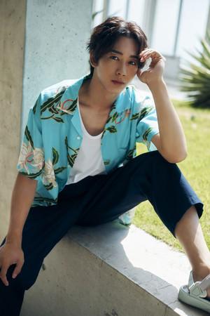 人気急上昇中の俳優・近藤頌利の初写真集発売決定! ゆかりの地・大阪を中心に自然体な表情や肉体美を撮り下ろし