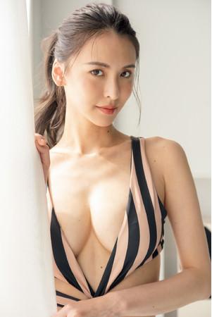 奈月セナ(C)光文社/週刊FLASH 写真◎野川イサム