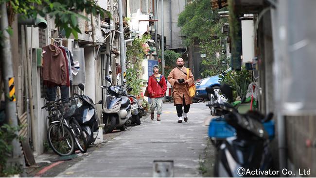 台湾映画上映&トークイベント第6回『猫とハエ』『ロブスターキッド』『弱くて強い女たち』短編映画に新鮮な驚き!