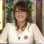テレ東競馬のメガネ美女!?鷲見アナって結婚してる?!彼氏は競馬の騎手!?