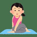 あさイチのいすヨガの方法とは?肩こりと膝痛と腰痛の対策についても!