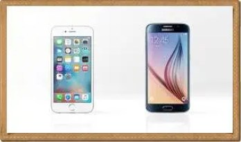 iphone6 galaxy6s