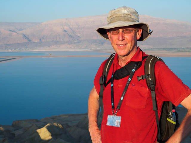 Israel Reiseleiter Heiko Sieger