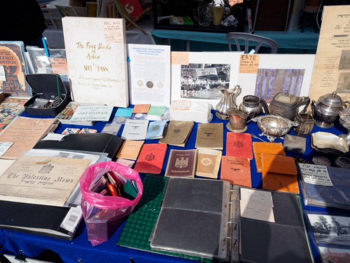 Antiquitäten-Markt