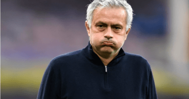 Jose Mourinho sacked as Tottenham Hotspur manager