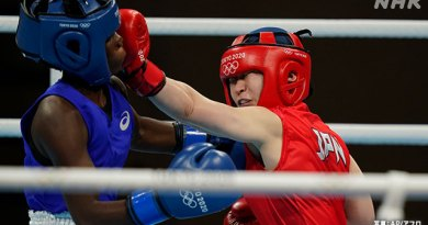 Olympics: Boxer Nanziri bows out at round of 32