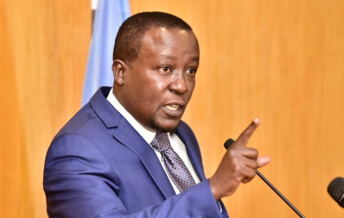Former Presidential candidate Kabuleta starts campaign against forceful Covid vaccination