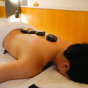 what is hot stones massage