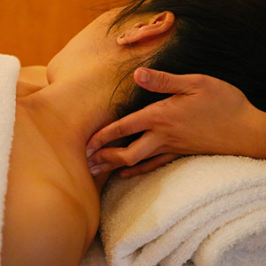 Remedial massage for stress