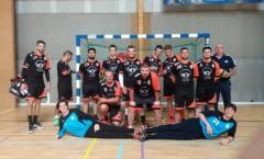 Troisième place pour les promos en coupe du Hainaut