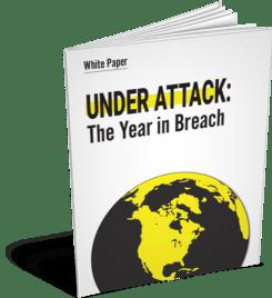 Under Attack white paper graphic