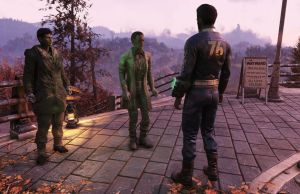 Fallout 76: Wastelanders trailer shows off NPCs, story, and explosions