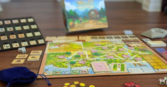 Stardew Valley is now a board recreation