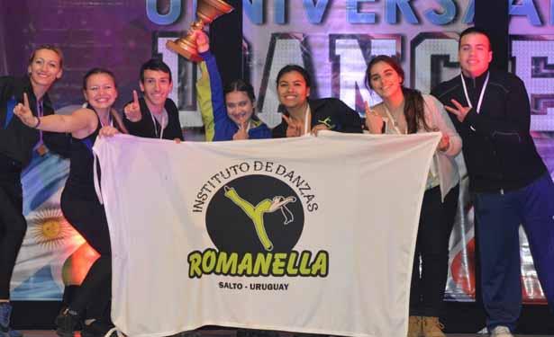 El Instituto de Danzas ROMANELLA, NECESITA NUESTRO APOYO!!!!!