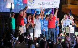 Ganadores del Torneo Bisbee's 2014