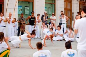 Capoeira patrimonio inmaterial unesco