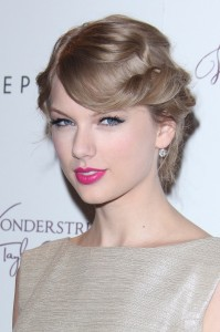 La primera vez de Taylor Swift