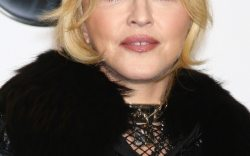 Madonna posa en topless