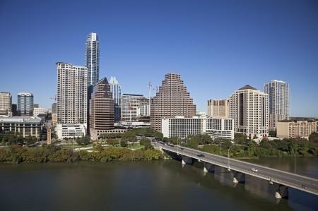 Centro de Austin, Texas