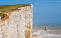 Cabo Beachy Inglaterra y el Suicidio