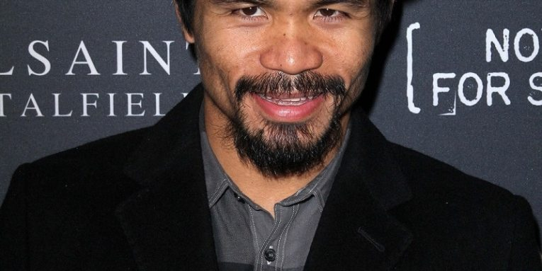 Manny Pacquiao se somete a antidoping
