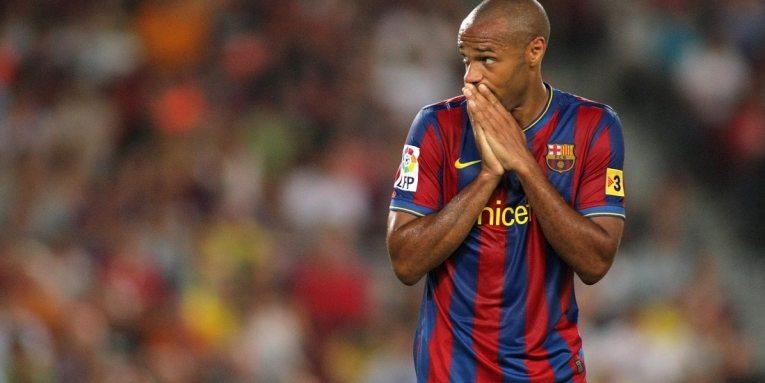 Thierry Henry entrenador del arsenal