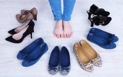 Cómo combinar los zapatos