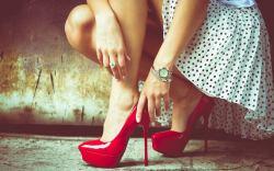 Riesgos de usar tacones durante el embarazo