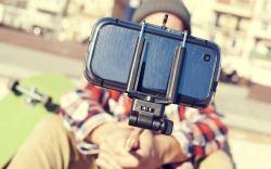 nuevo aparato para tomar selfies