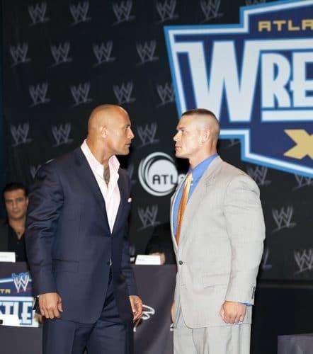 Luchadores de Wrestlemania