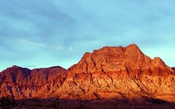Red Rock Canyon en las vegas