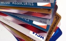 5 errores con las tarjetas de crédito