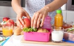 Tips para un refrigerio saludable