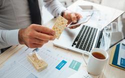 ¿Que tipo de snacks debo llevar al trabajo?
