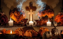 Celebra el Día de Muertos en Cancún