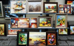 Disfruta el paseo de arte en Los Cabos