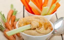 El Hummus es un gran aliado a la hora de adelgazar