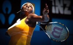 Serena Williams persigue al ladron de su celular