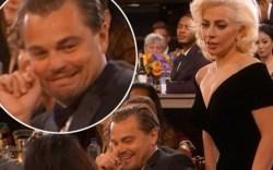 Al parecer la pelea entre Lady Gaga y Leo DiCaprio sigue su curso
