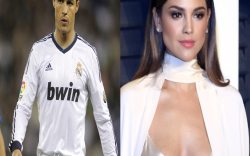 Cristiano Ronaldo y Eiza González ... ¿Romance en puerta?