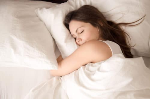 Formas Saludables de Dormir Mejor, Combatir la Fatiga y Mantenerse Tranquilo