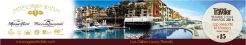 Hacienda Encantada Resort Los Cabos se Prepara para el Verano