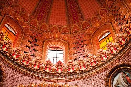 Morelia México es un Patrimonio de la Humanidad por la UNESCO centro historico de Morelia. Iglesia la Guadalupita