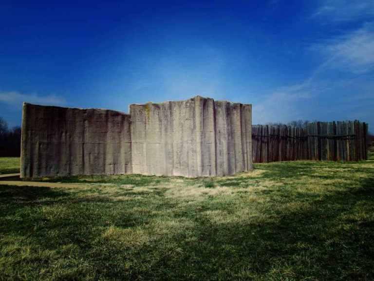 patrimonio de la unesco de norteamerica, cahokia