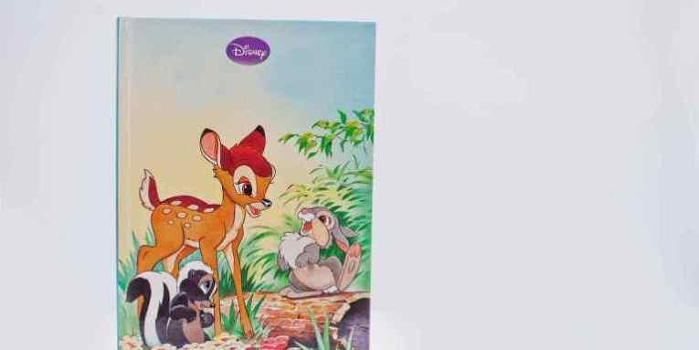 bambi disney, bambi pelicula, bambi cuento