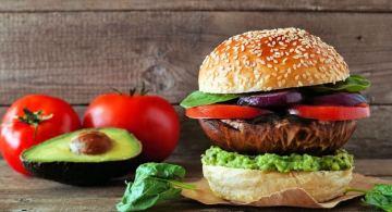 hamburguesa a base de plantas, hamburguesas a base de plantas receta, hamburguesa vegana, hamburguesa vegana de lentejas, hamburguesas veganas de garbanzos, hamburguesa vegana receta, hamburguesa vegetariana, hamburguesa vegetariana de lentejas, carne para hamburguesa vegetariana