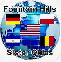 fountain hills arizona, fountain hills, fountain hills chamber of commerce, sister cities