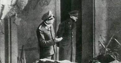 La ultima fotografía de Hitler – #FotoHistoria